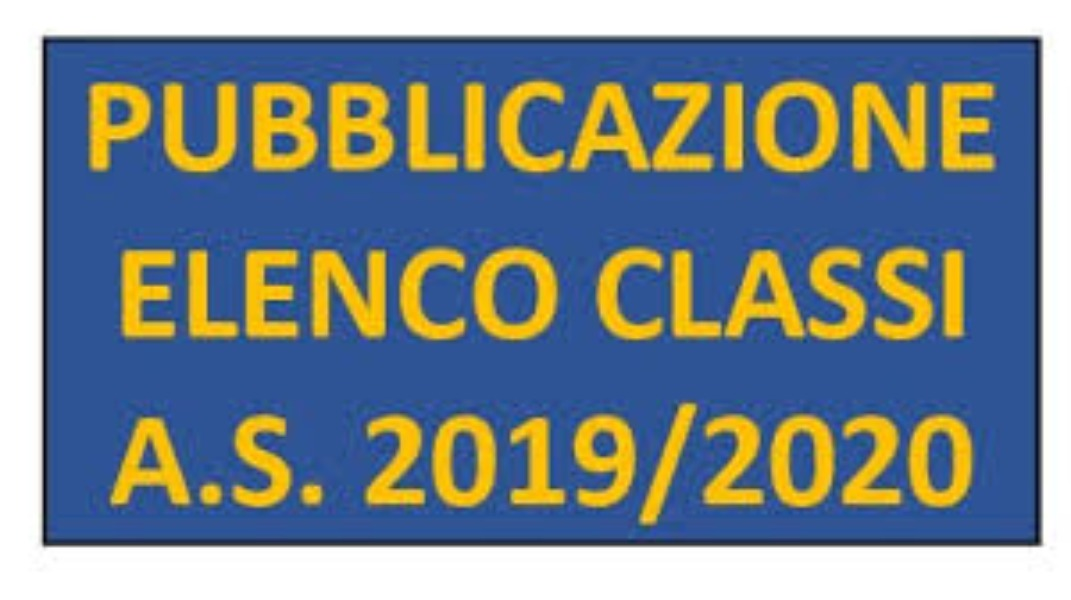 ELENCO CLASSI PRIME