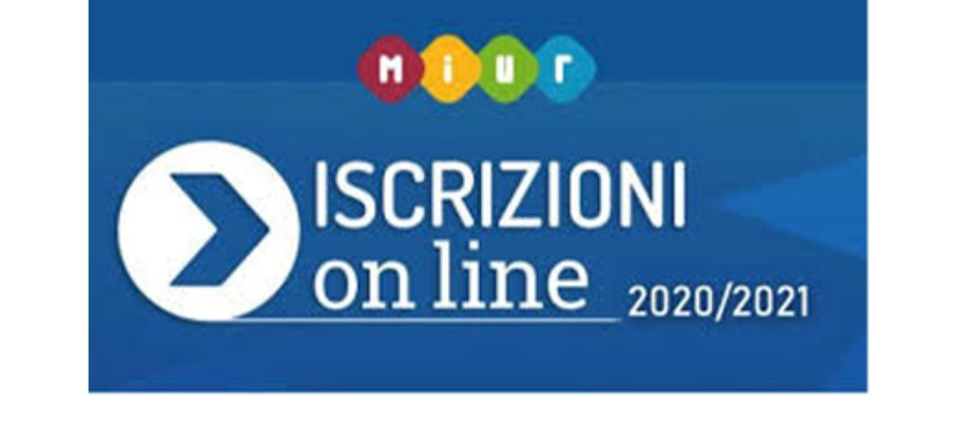 ISCRIZIONI CLASSI PRIME  2020/2021
