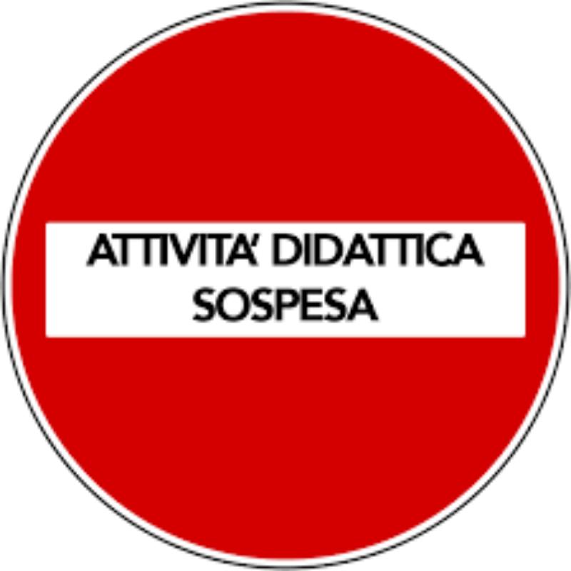 Sospensione attività didattiche dal 27/02/2020...